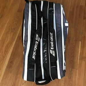 9 racquet tennis bag